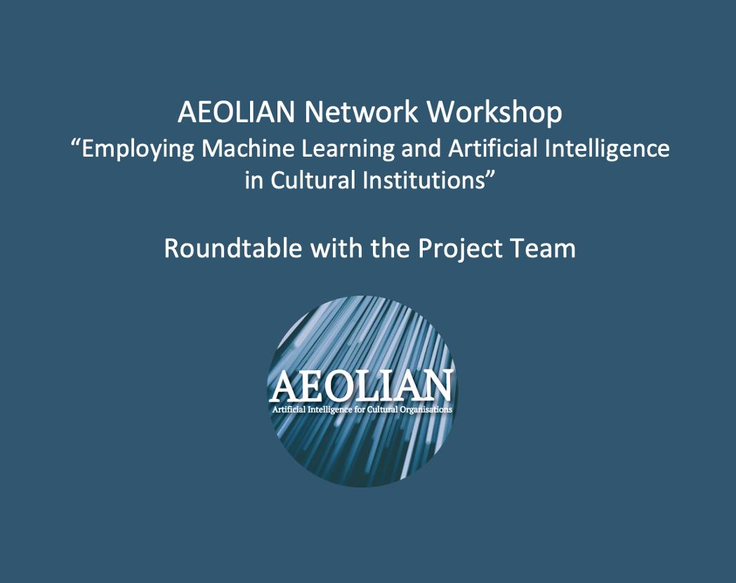 Workshop 1: Roundtable